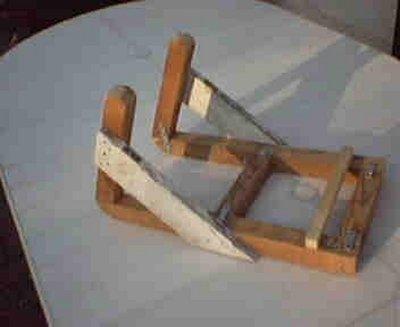 fabrication d un leve moto en bois par christian courbis le blog officiel. Black Bedroom Furniture Sets. Home Design Ideas